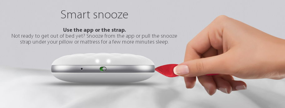 Smart Snooze - Get a few more minutes sleep
