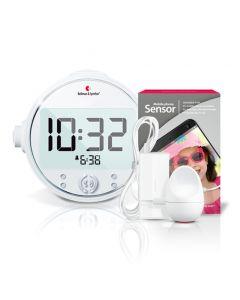 Bellman Pro Alarm Clock with Mobile Phone Sensor