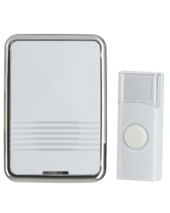 Plug In Wireless Doorbell (used with BE1411)