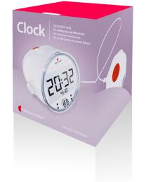 Bellman Alarm Clock VISIT