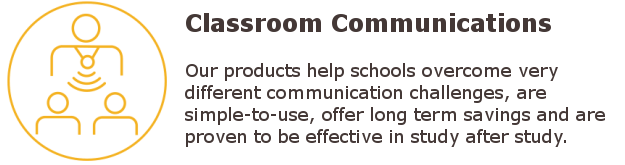 Classroom Communications - FrontRow Soundfield Systems