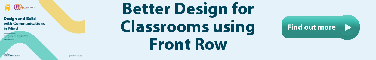 Better Design for Classrooms with Front Row - Find out more