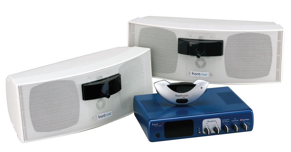 Front Row Pro with Infra Red Speakers