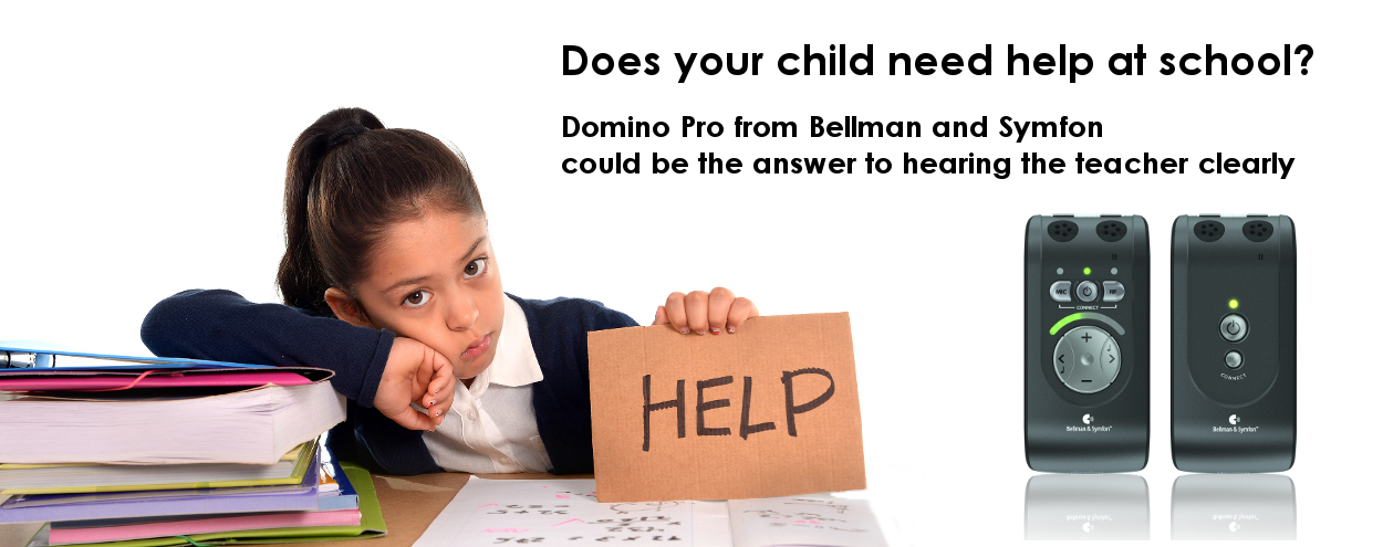 Bellman Audio Domino Pro for Schools