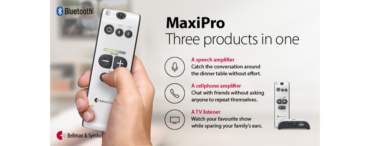 NEW! Bellman Maxi Pro