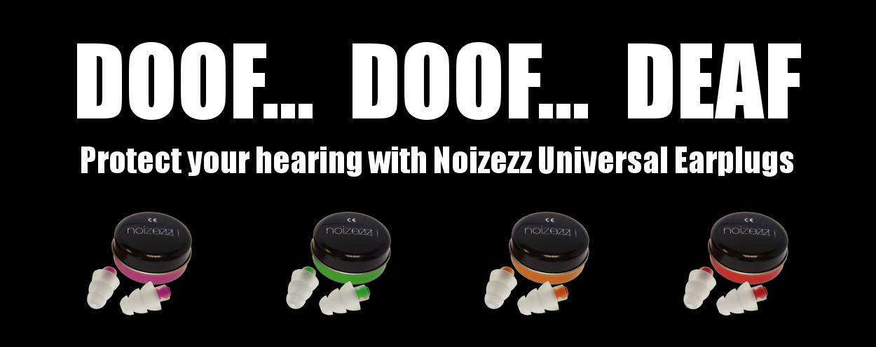 Noizez Universal Earplugs