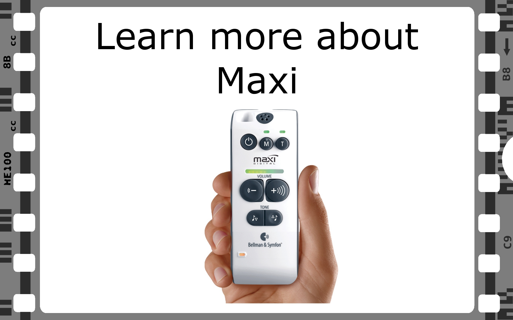 Bellman Maxi eLearning Video